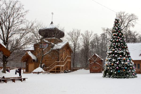 Рассказы о деде морозе и новым годе